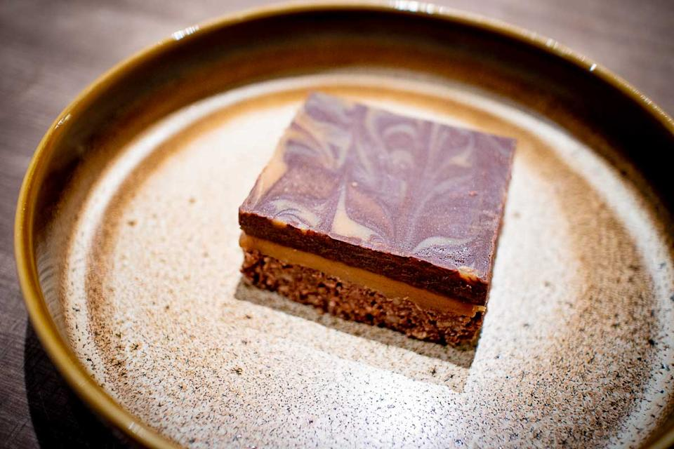 Organic Peanut Butter Slice (PHOTO: Zat Astha/Yahoo Lifestyle SEA)