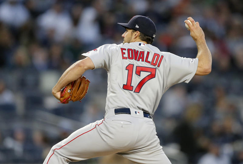 newest a1ce8 b48f4 The Red Sox hope rehabbing Nathan Eovaldi can become their ...