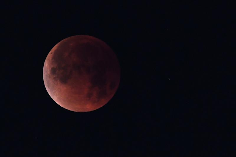 red moon los angeles - photo #19