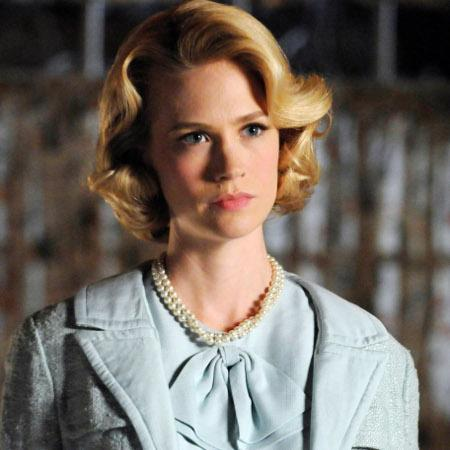 January Jones: Mad Men style evolves