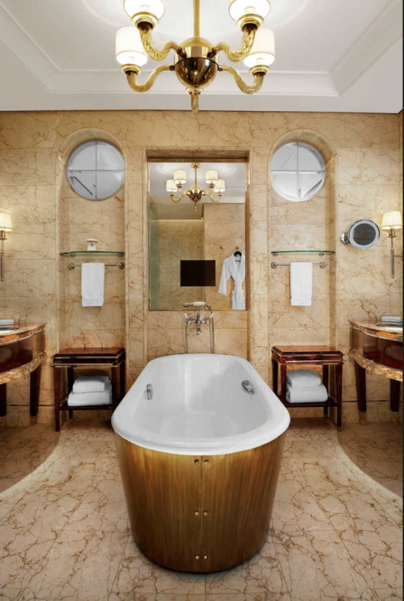 The St. Regis Singapore, from S$306. PHOTO: Klook