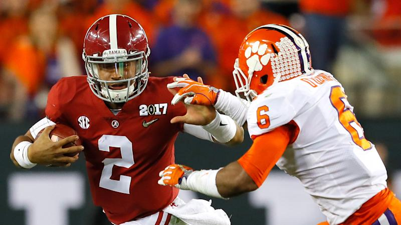 Alabama Crimson Tide vs Clemson Tigers