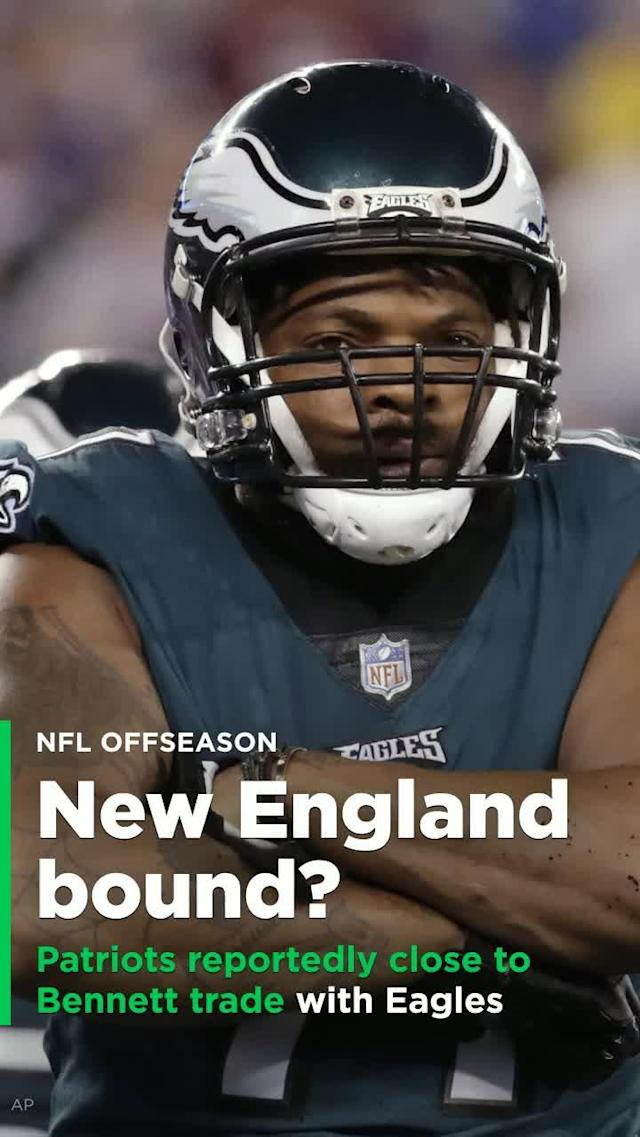 ac0a10d8d54 Michael Bennett, the talented defensive lineman who has made three Pro  Bowls in his 10