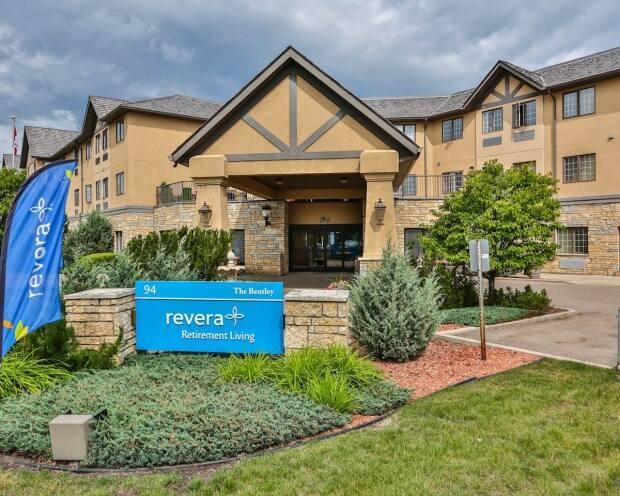 Revera owns and operates more than 500 properties across North America and the United Kingdom, including a retirement home in Yorkton, Sask.  (Revera - image credit)