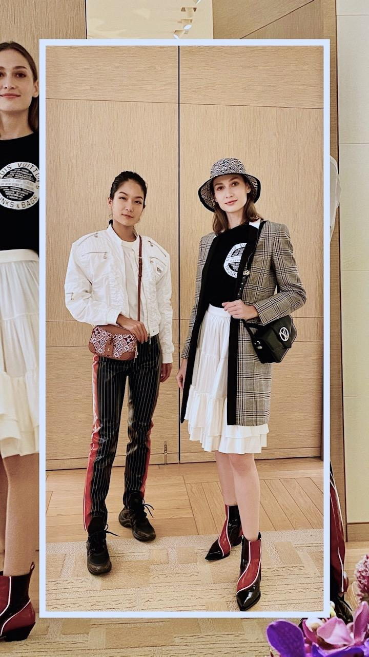 Styling by Reta; accessories and clothing by Louis Vuitton. (PHOTO: Reta Lee/Yahoo Lifestyle SEA)