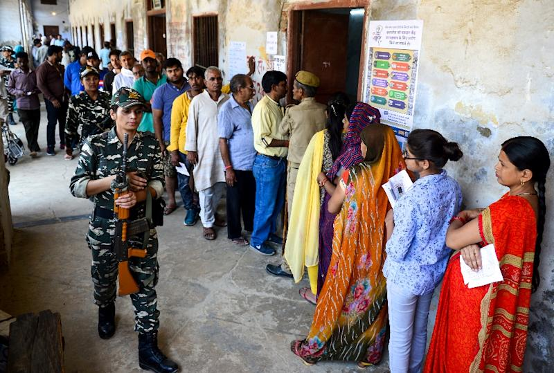 As India holds the world's biggest election, social media is awash with disinformation and fake news