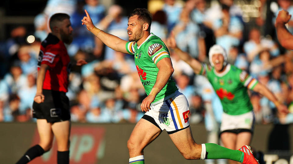 The NRL will discuss whether teams should gain one point for a loss in golden point. (Getty Images)