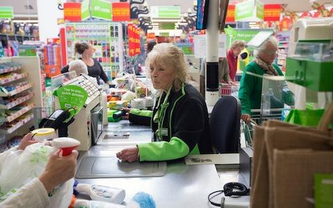 Asda is also consulting with more than 3,000 employees about changes to working hours