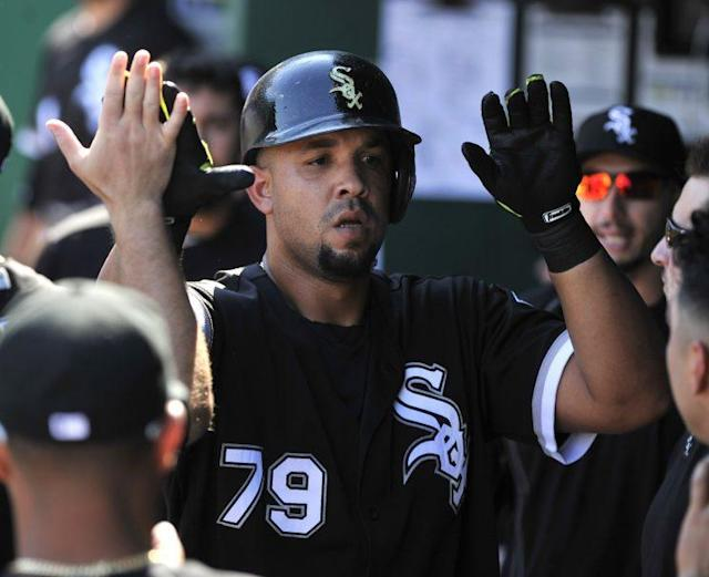 Don't count out a Jose Abreu trade just yet. (Getty Images)