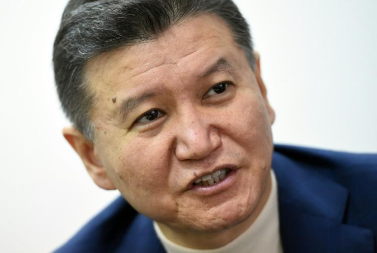 Russian head of world chess body Kirsan Ilyumzhinov  has held that elected position since 1995