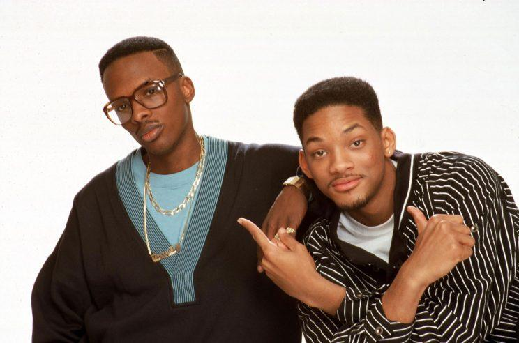 Fresh... Will and Jazzy Jeff set to play Blackpool show this summer - Credit: Getty