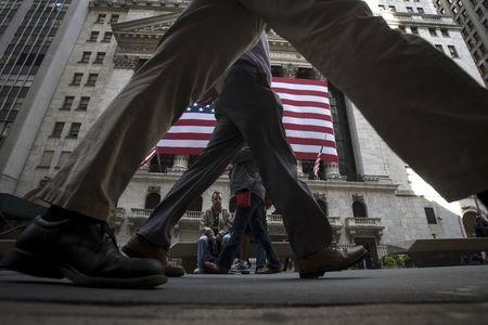 Wall Street was lower on Wednesday.