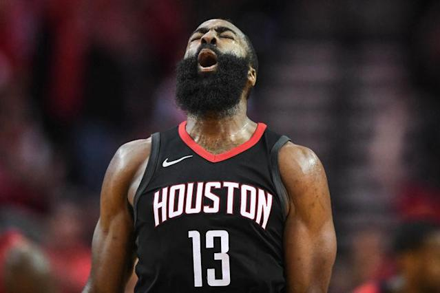 James Harden (REUTERS/Shanna Lockwood)