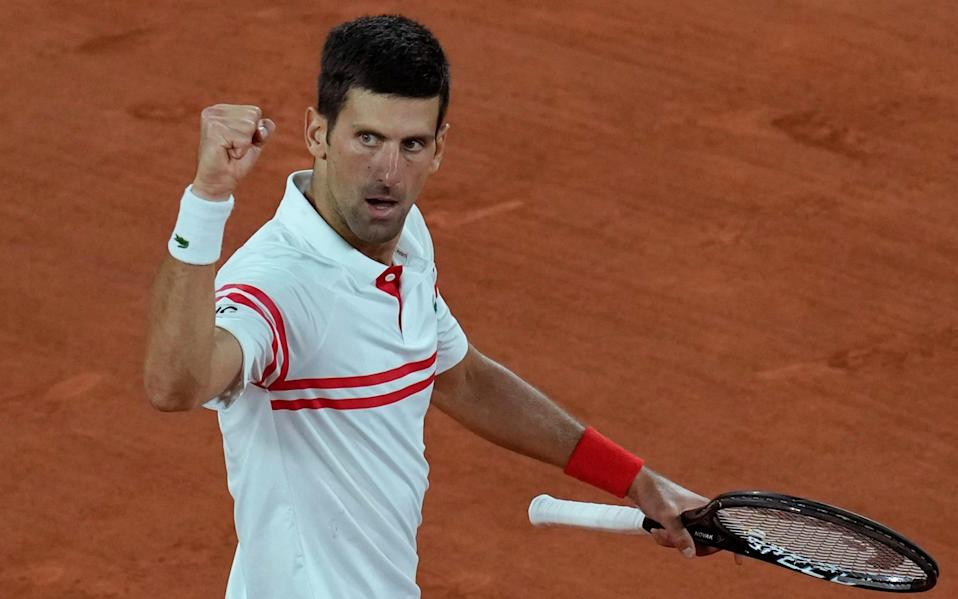 Novak Djokovic ends Rafael Nadal's hopes of 14th French Open title in epic contest - AP