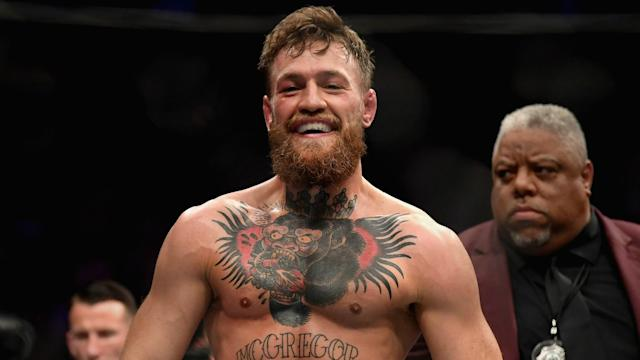 After his old rival Floyd Mayweather Jr was the highest paid athlete of the decade, Conor McGregor wants to reach that level.