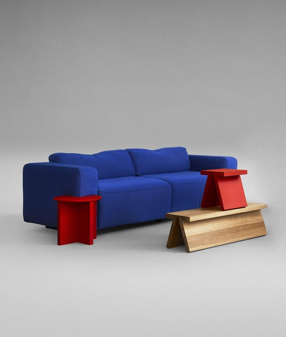"<p>Welcoming in it chunkiness, this sofa by Note is described by Fogia as being so cosy it will be hard to get up (we all know that feeling). A modular creation, it can be used to create a two- or three-seater, or something a little more unique. From £6,400, <a href=""https://www.fogia.se/collection/supersoft/"" rel=""nofollow noopener"" target=""_blank"" data-ylk=""slk:fogia.se"" class=""link rapid-noclick-resp"">fogia.se</a></p>"