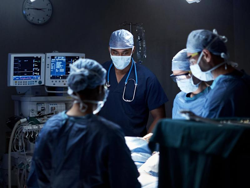 Dozens of consultants in Manchester have warned of risks to patient safety from plans to centralise cancer surgery in the city: Getty Images
