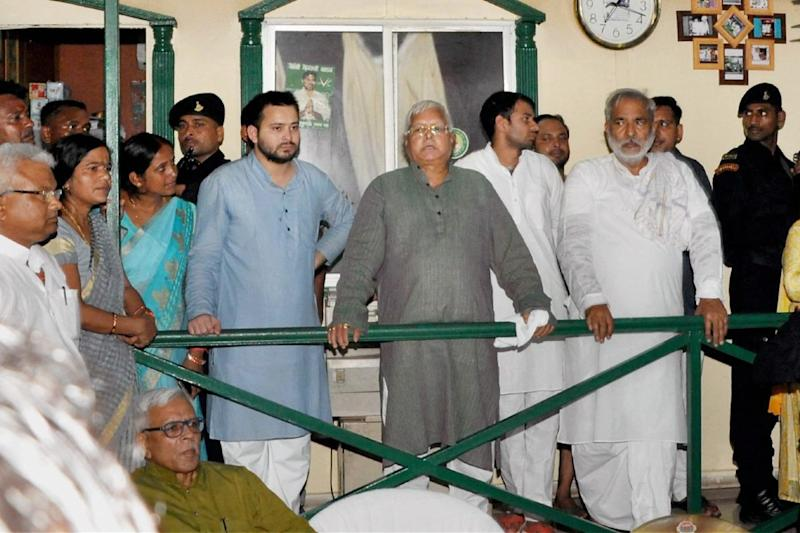 'I Had Just Said You Were Not Going Anywhere': What Lalu Prasad Said After Aide Raghuvansh Singh's Death