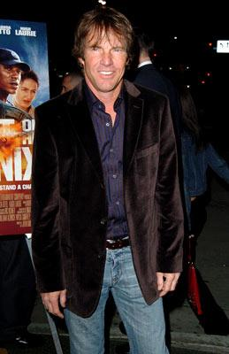 "Premiere: <a href=""/movie/contributor/1800015473"">Dennis Quaid</a> at the Westwood premiere of 20th Century Fox's <a href=""/movie/1808411963/info"">Flight of the Phoenix</a> - 12/15/2004<br>Photo: <a href=""http://www.wireimage.com/"">Steve Granitz, WireImage.com</a>"