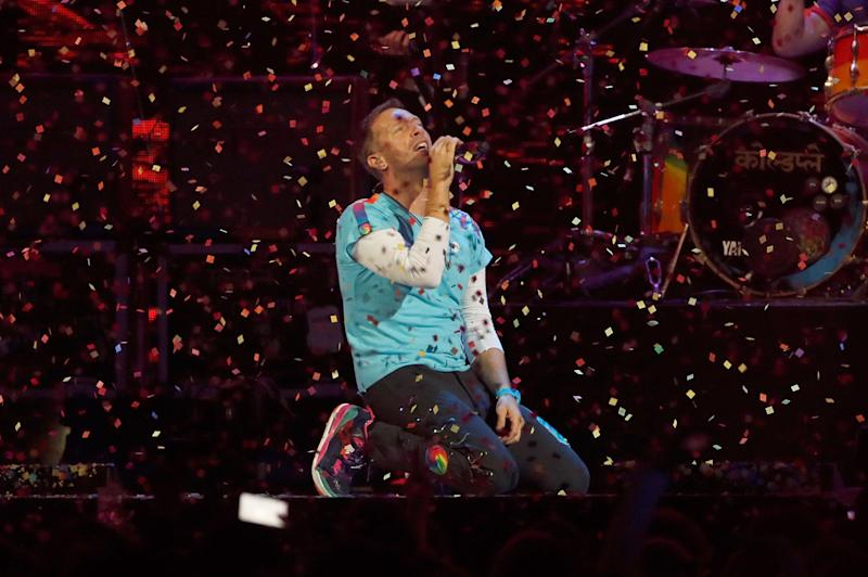New release: Coldplay had dropped a surprise track: Dave Benett