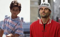 Jeremy Jackson (Hobie Buchannon): As a child star, Jackson was the second young actor to play Mitch's son Hobie. His career since has been chequered, trying to make it as a musician, but best known for struggling with a drugs problem, which he says started while he was still on the show. Last year, he was kicked off 'Celebrity Big Brother' after four days for opening housemate Chloe Goodman's dressing gown. He was later cautioned by Hertfordshire Police.