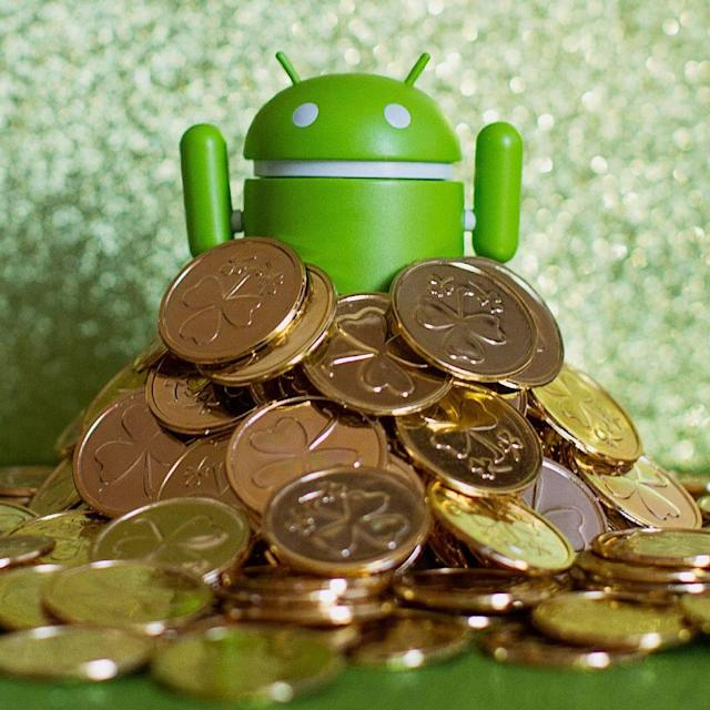 Millions of Android smartphones have fallen victim to cryptojacking. (image: Tom's Guide)