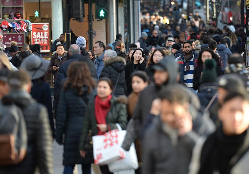 <p>Clothing and footwear faltered despite widespread discounts and promotions, the latest figures show.</p>