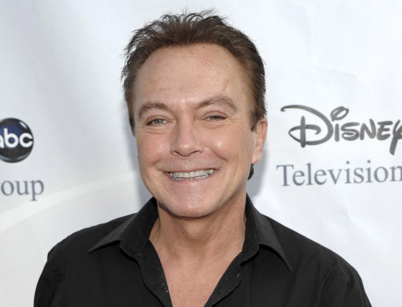David Cassidy Moved to ICU in Critical Condition