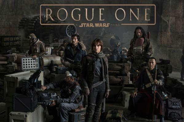 REPORT: Rogue One Trailer Close to Airing — Tone is Dark