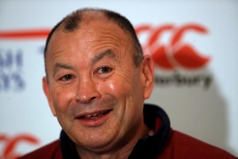 'We have got to get fatigue back,' says England rugby coach Jones