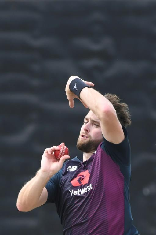 Woakes took five wickets in three games for the Delhi Capitals