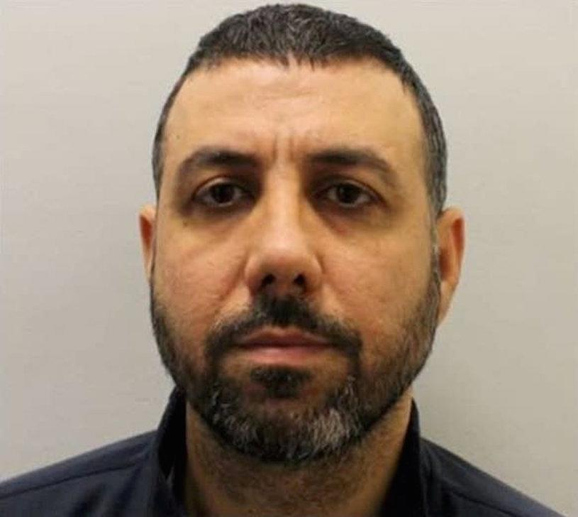 Hamid Alhendi has been jailed for five years for a driving offences scam. (SWNS)