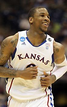 Thomas Robinson and teammate Tyshawn Taylor return, but the Jayhawks don't have a lot of stars coming in