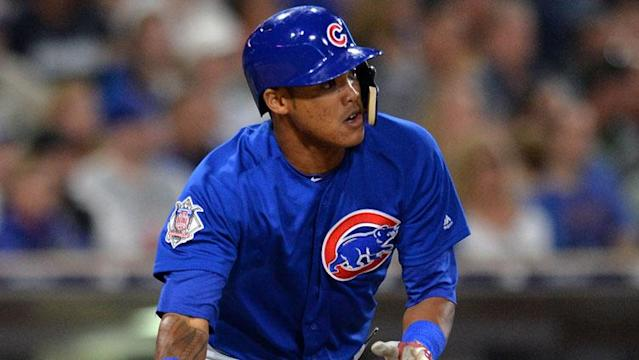 The Cubs reportedly agreed to arbitration-avoiding deals with their seven arbitration-eligible players Friday, including suspended shortstop Addison Russell.
