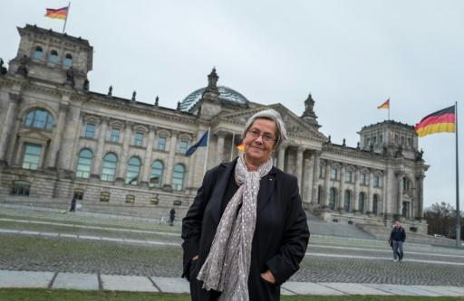<p>Berlin woman revives Red Army ghosts in Reichstag graffiti</p>