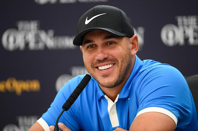 He's finished 2-1-2 in his three major starts in 2019. So how could Brooks Koepka be disappointed with his record in 2019? Let him explain