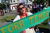 Brazil court opens session that could topple president