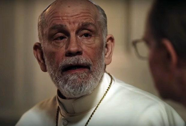 The New Pope: John Malkovich steps into Jude Law's papal shoes