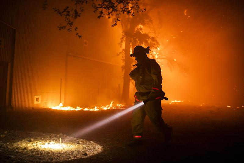 Judge Grills PG&E Over Cable That Failed Before Massive Wildfire
