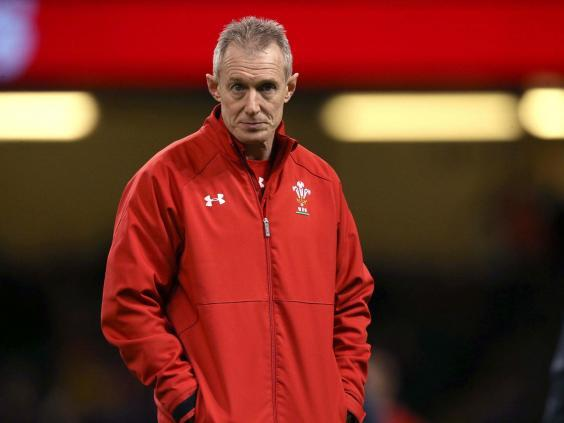 Rob Howley was banned from the sport (PA)