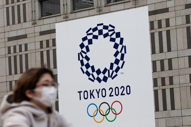The US Olympic and Paralympic Committee has added three mental health officers to help American athletes cope with such challenges as the COVID-19 pandemic and postponement of the Tokyo Olympics to 2021 (AFP Photo/Philip FONG)