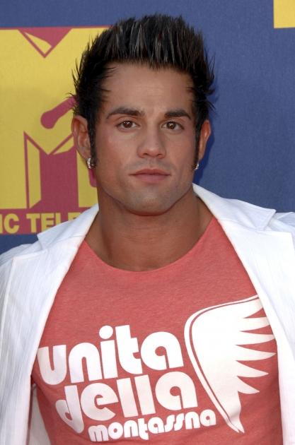 Joey Kovar of MTV's Real World XX arrives at the 2008 MTV Video Music Awards at Paramount Pictures Studios in Los Angeles on September 7, 2008 -- Getty Premium