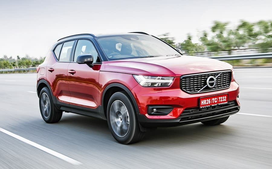 Volvo has given the Germans a bit of a fright with the XC40 and has comfortably taken the crown. The XC40 is a brilliant compact SUV that has features many SUVs twice its price do not have.