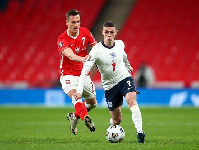 Foden recovered from his ill-discipline with England to get back into Gareth Southgate's starting XI
