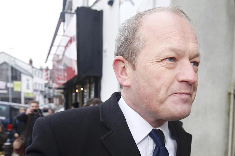 Banned: Simon Danczuk has been banned from standing for the Labour Party: Andrew Yates/Reuters