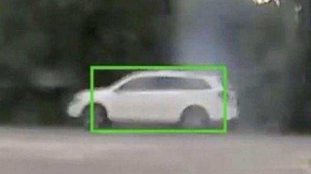 PHOTO: The Escambia County Sheriff's Office was seeking this white Dodge Journey in connection with an alleged attempted kidnapping in Pensacola, Fla., May 18, 2021. (Escambia County Sheriff's Office)