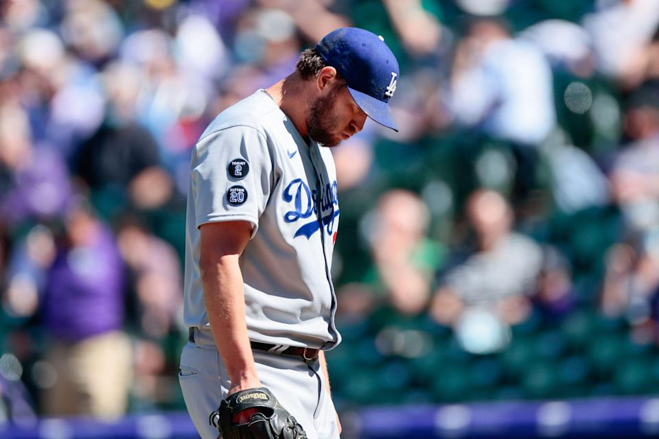 Clayton Kershaw made his ninth career opening day start on Thursday.