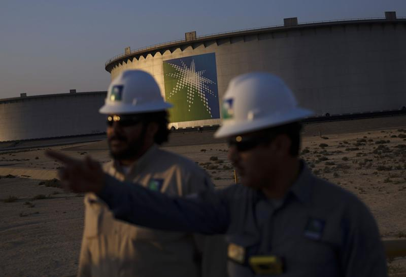 Morgan Stanley Is Latest Bank to Offer $1 Trillion Aramco Spread