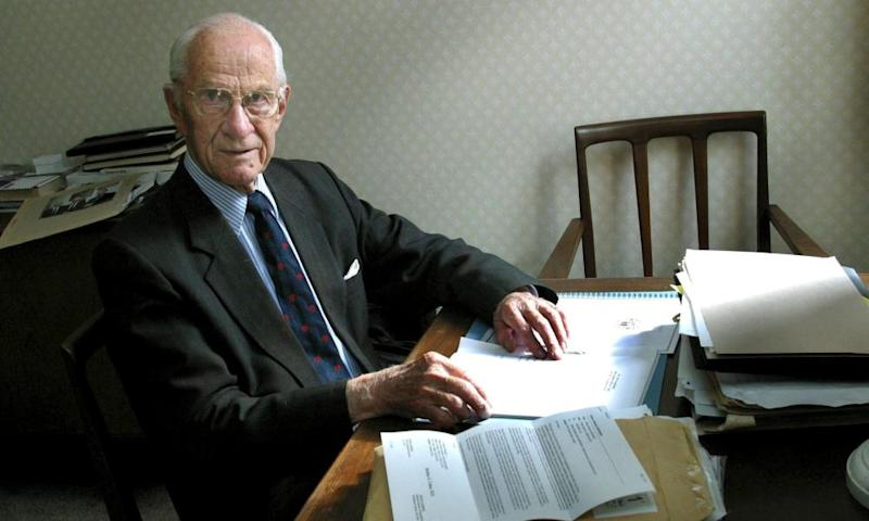 Letters: William Frankland obituary
