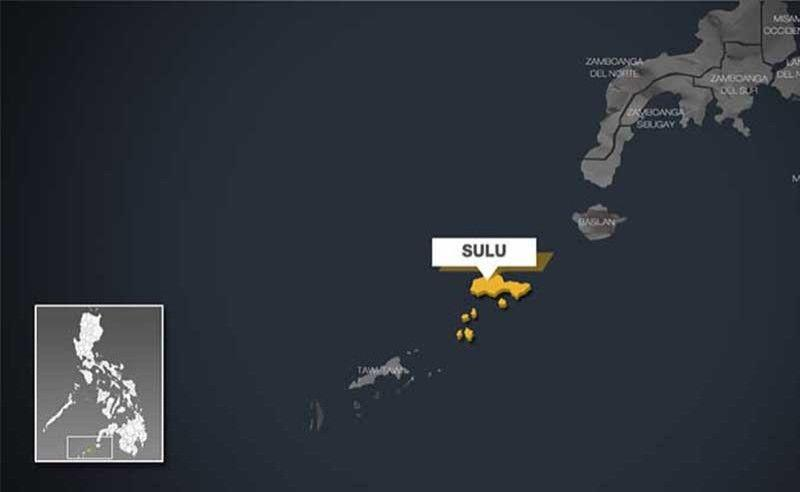 Militant dies in another 'suicide bombing' in Sulu